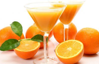 น้ำส้มเป็นเครื่องดื่มที่ดี